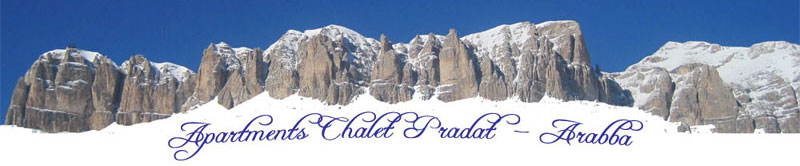 Chalet Pradat Apartments Arabba